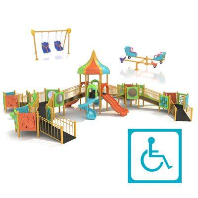 Серия за деца със специфични физически потребности